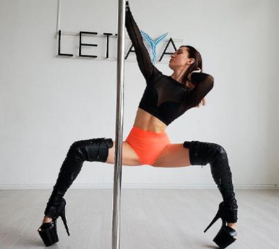 Как достичь результатов в Pole Dance в Москве? Фото к статье №2.